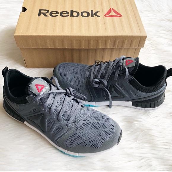 356c203863b NIB Reebok Z Print 3D Running Tennis Shoes 8.5